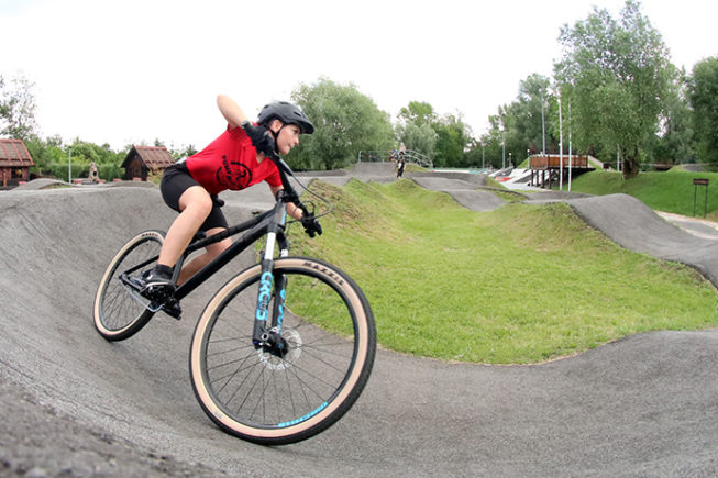 Budują pumpTrack